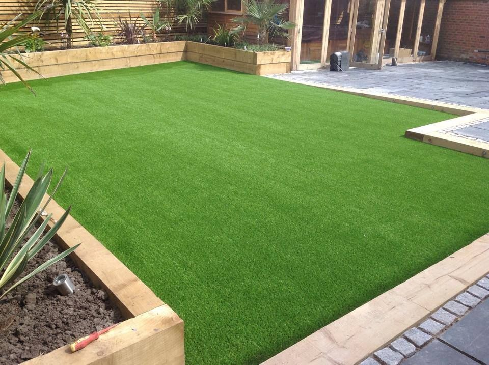 What are the benefits of installing artificial grass in your lawn?