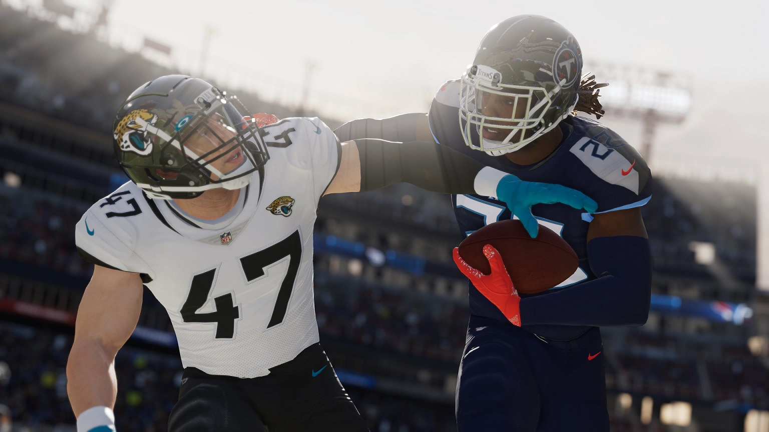 What's New In Madden NFL 22 The Yard